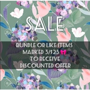 🎀 Closet clearout sale 🎀